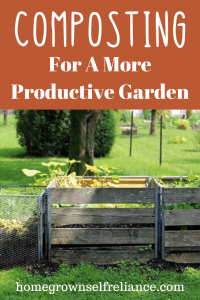 Composting is one of the most effective ways to get a more productive garden. Learn how to properly compost here! #composting #farmlife #homesteading #gardening