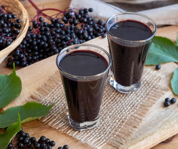 elderberry syrup, Elderberry Syrup for Colds and Flu
