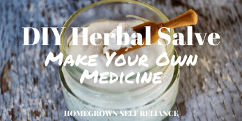 DIY herbal slave - make your own medicine