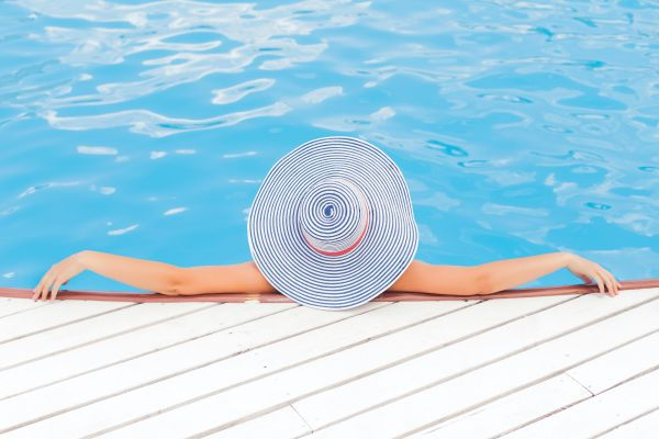 Keep cool in the pool