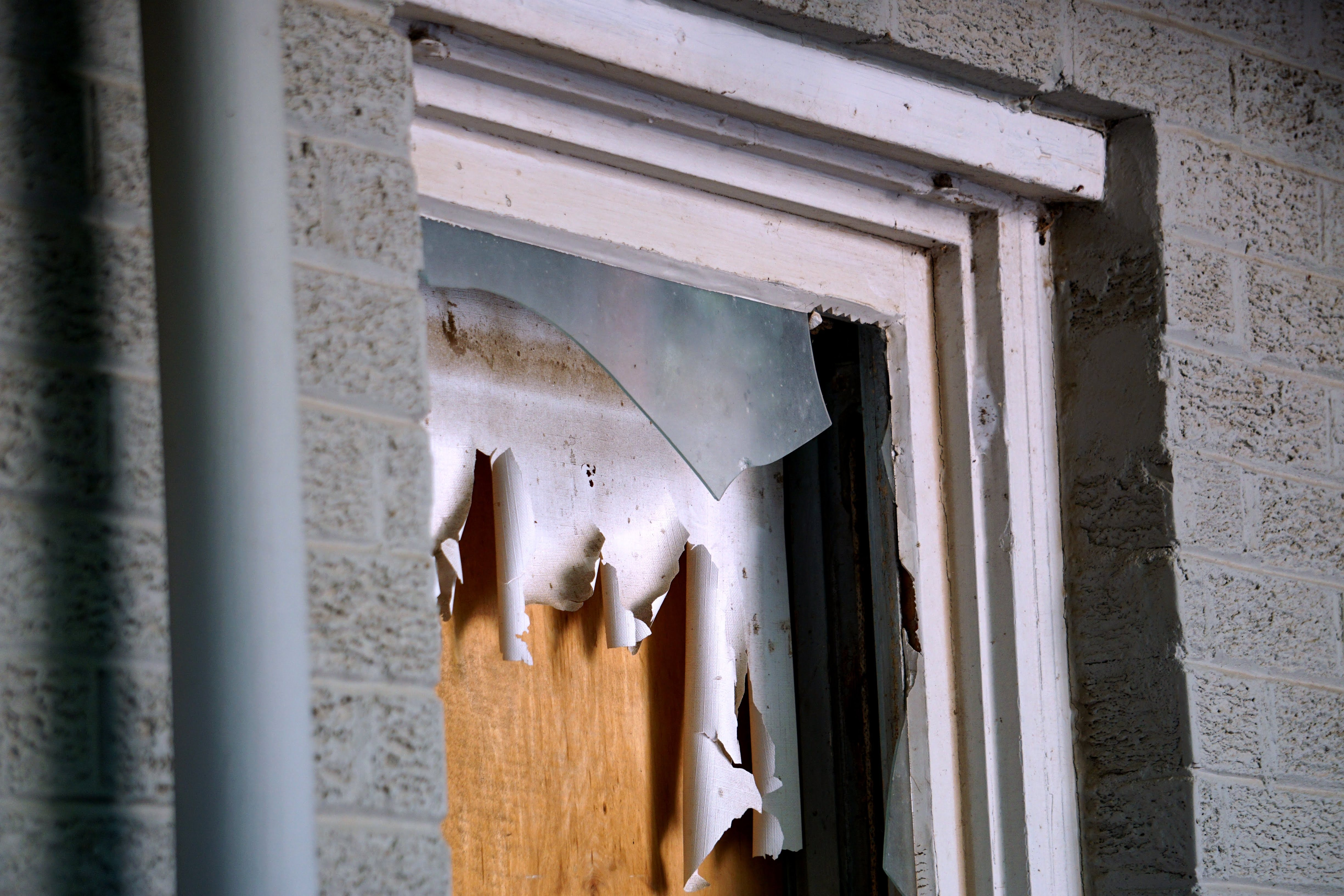 Window boards will help protect your windows during a natural disaster