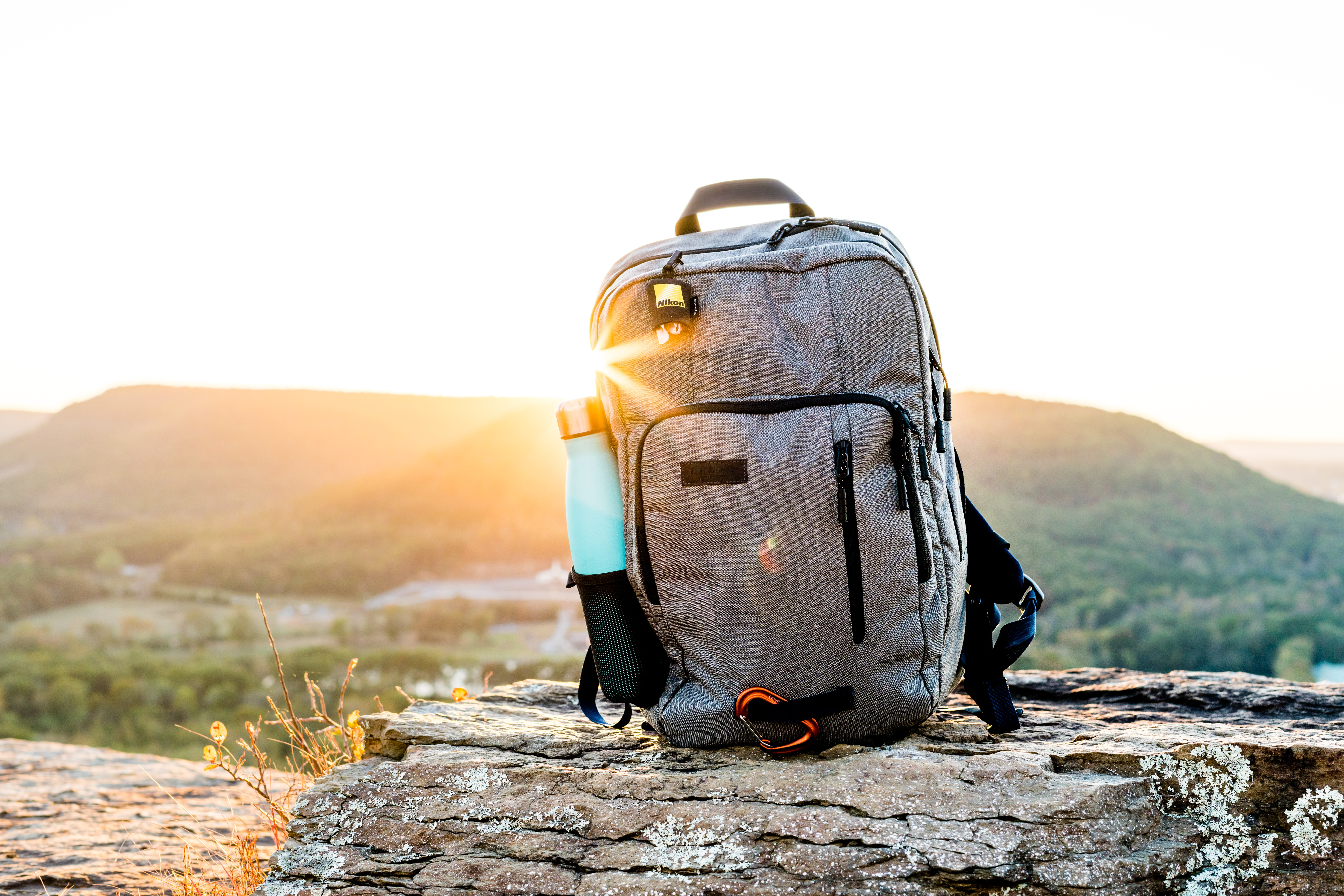 Prepare for natural disasters by having a bug out bag for evacuations