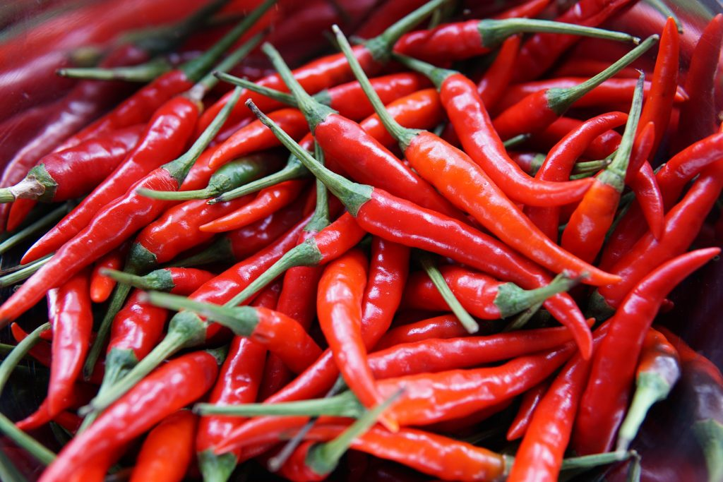 Peppers can help keep your chickens laying in winter