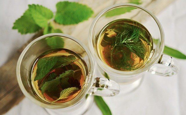 Immune boosting herbs are excellent in tea