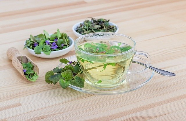 Immune boosting herbs are great additions to your daily tea