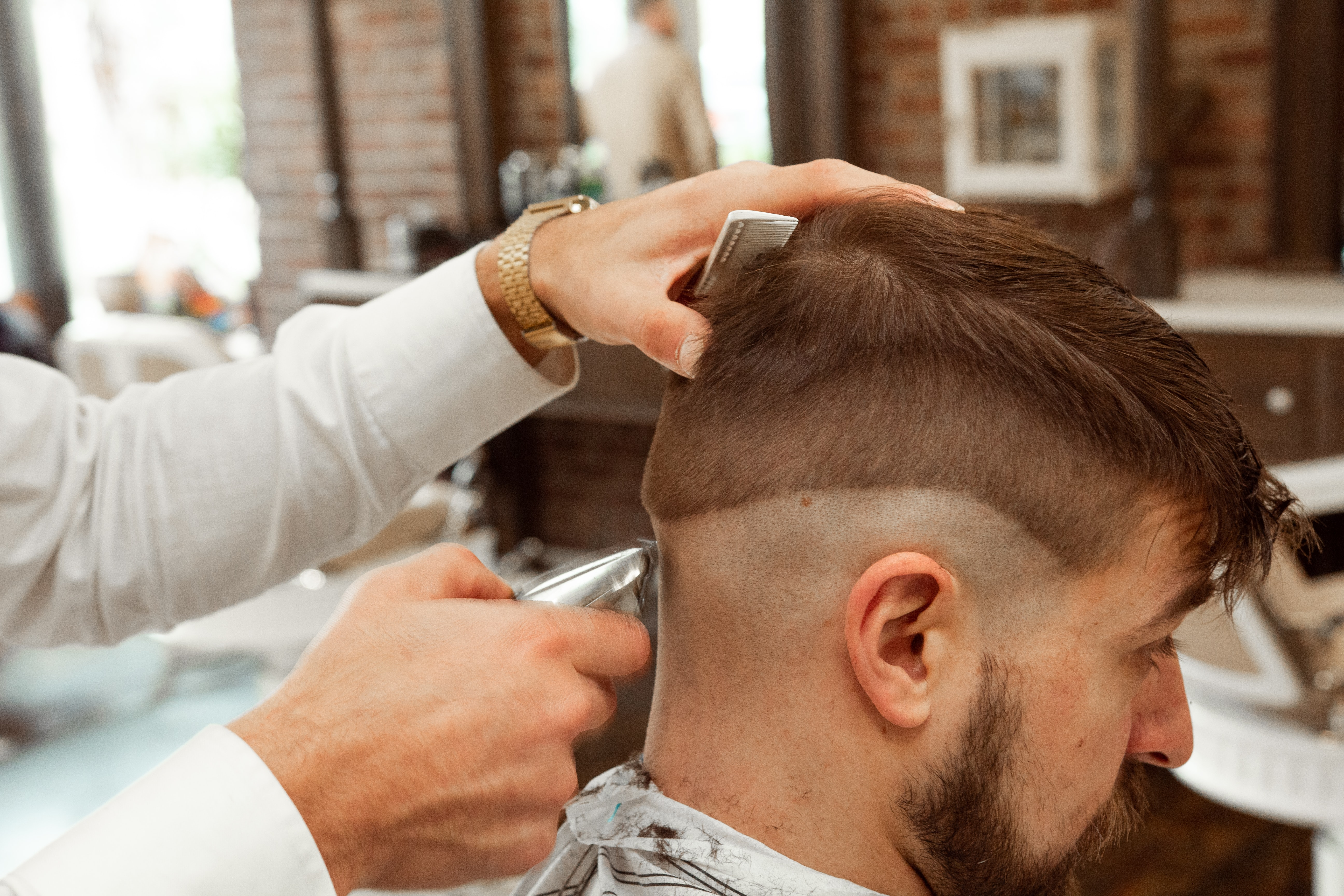 Cutting your family's hair can save you lots of money