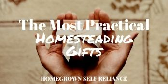 The Most Practical Homesteading Gifts